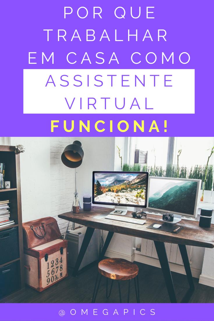 Trabalhar Como Assistente Virtual Funciona!
