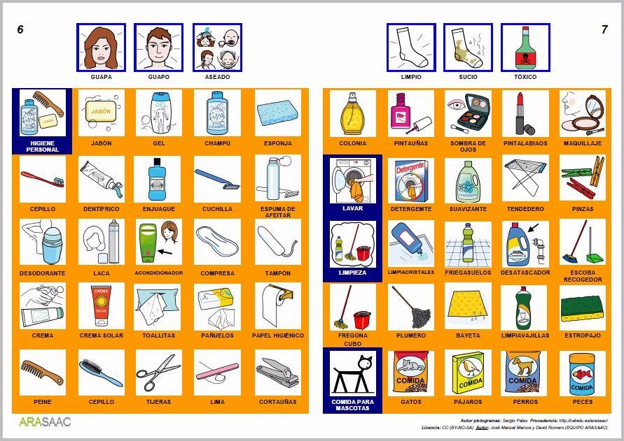 Materials Libros De Comunicación Aumentativa Y Alternativa Libros De Comunicacion Cuaderno De Comunicaciones Libros