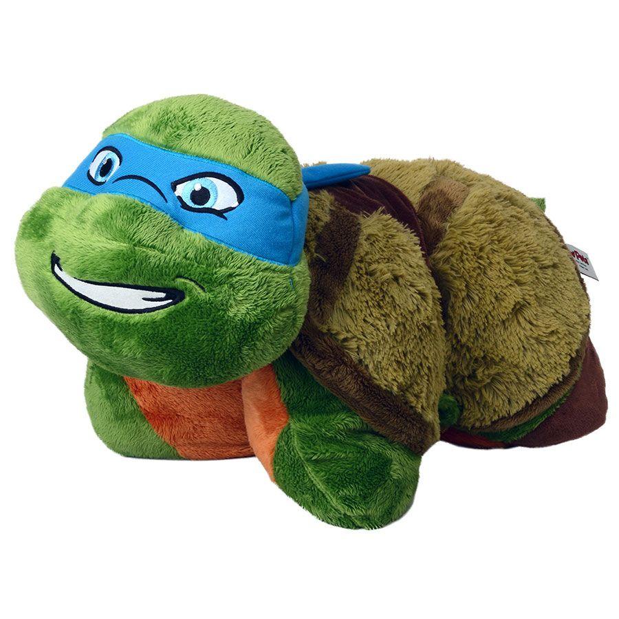 Pillow Pets Teenage Mutant Ninja Turtles Leonardo Toysrus