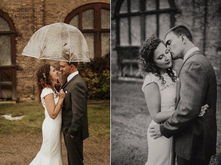 The NP Event Space Boho Wedding :: Emma + Jeremy #gypsysetup