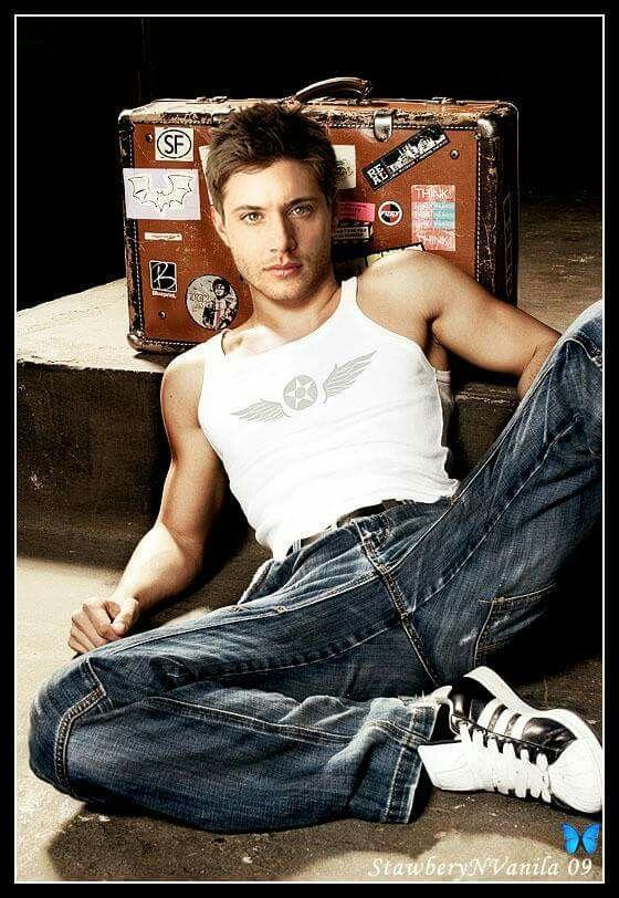 Naked Jensen Ackles Walk Nude Png