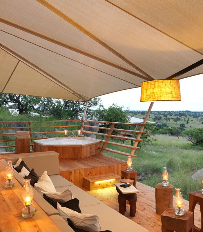 Bushtops Tents Are Simply Extraordinary. Spacious And