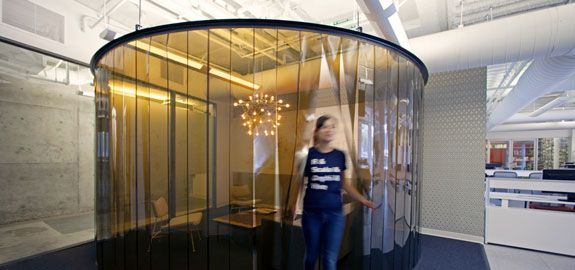 How Quid Built a Beautiful Start-up Headquarters on a Dime ...