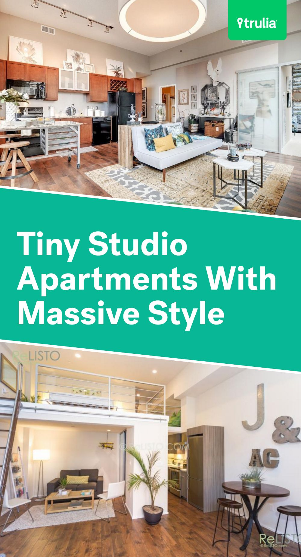 Studio Apartment Ideas With Massive Style Real Estate