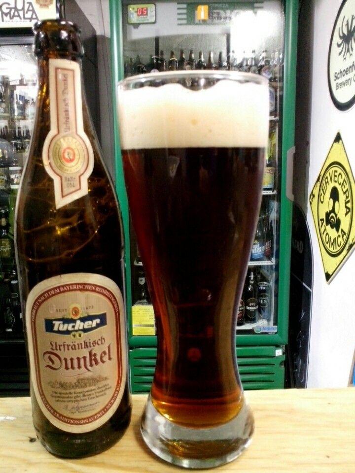 Tucher Dunkel Alemania Con Imagenes Cerveza Foto Del Mundo
