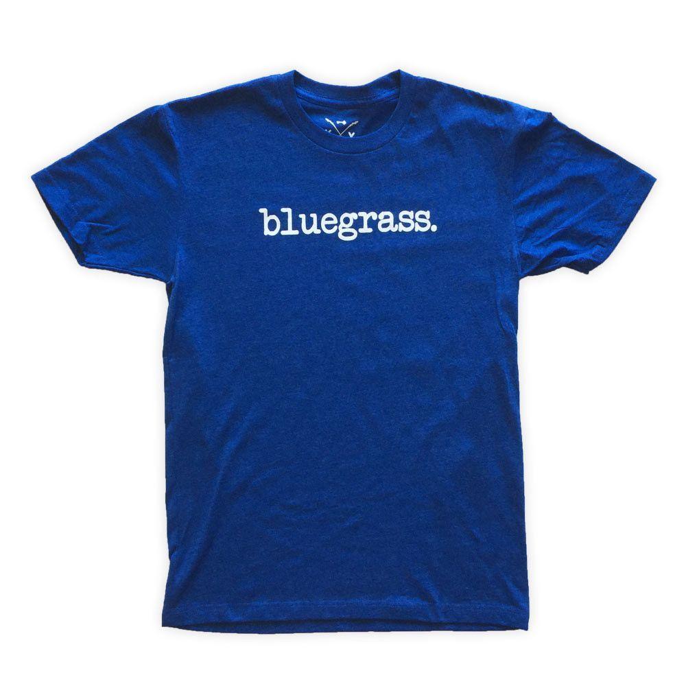 Go Big Bluegrass Tee