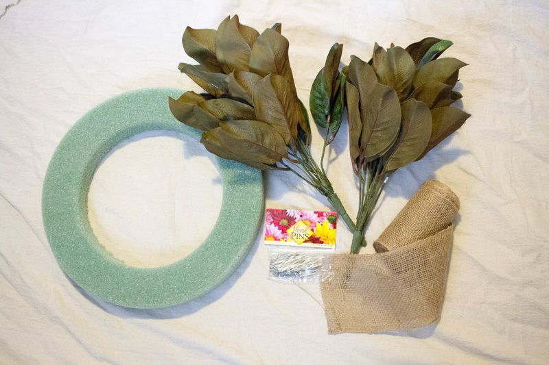 Photo of DIY Magnolia Wreath   Sense & Serendipity