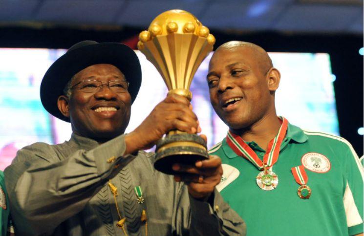 Nigeria star footballer stephen keshi dies at aged 54