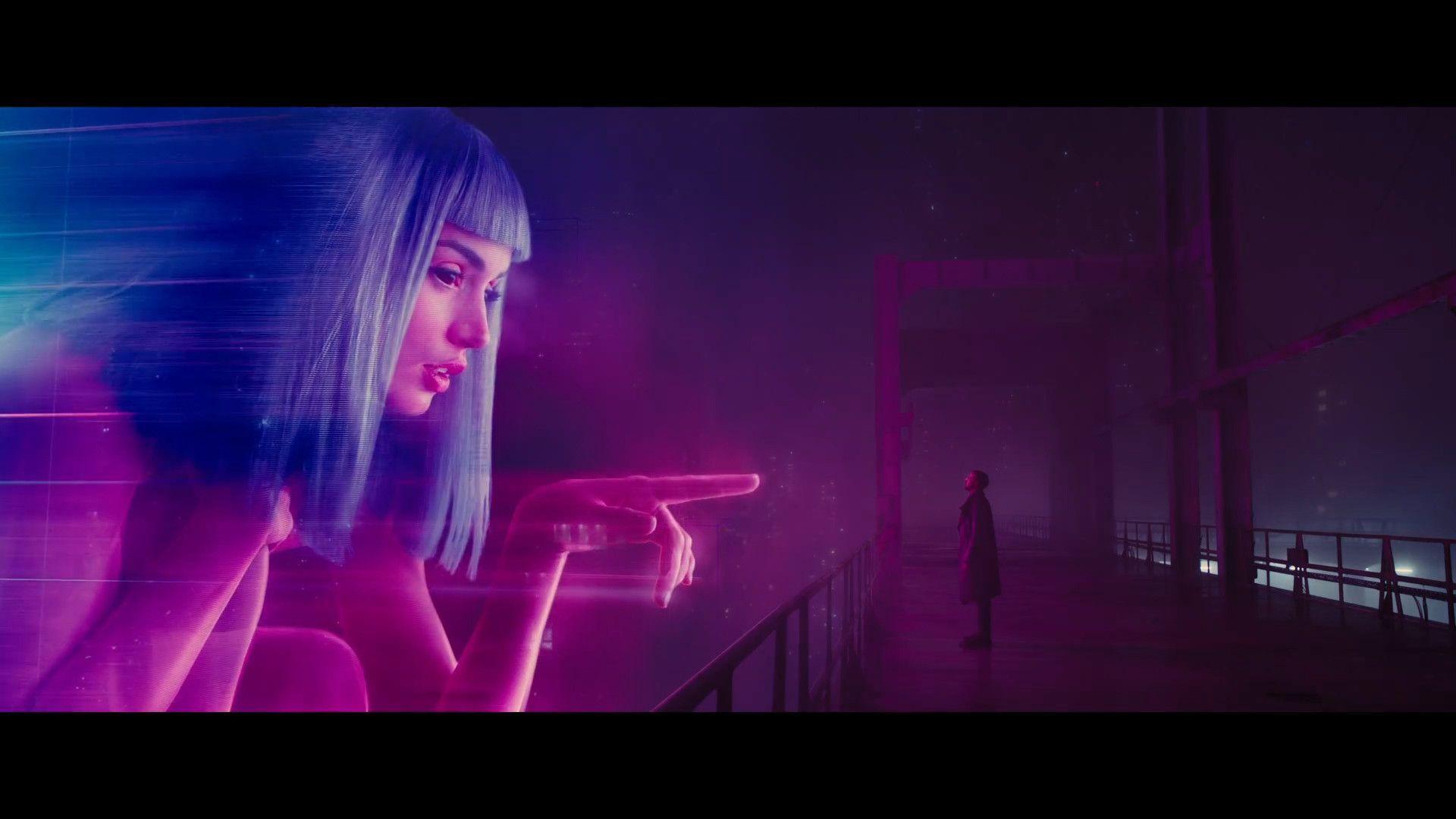 1920x1080 Blade Runner 2049 Trailer Wallpapers Direcao De Fotografia Blade Runner Cena De Filme