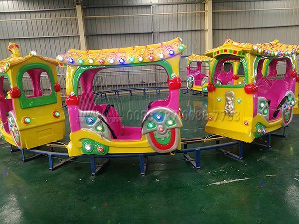 Backyard Amusement Rides | Train rides
