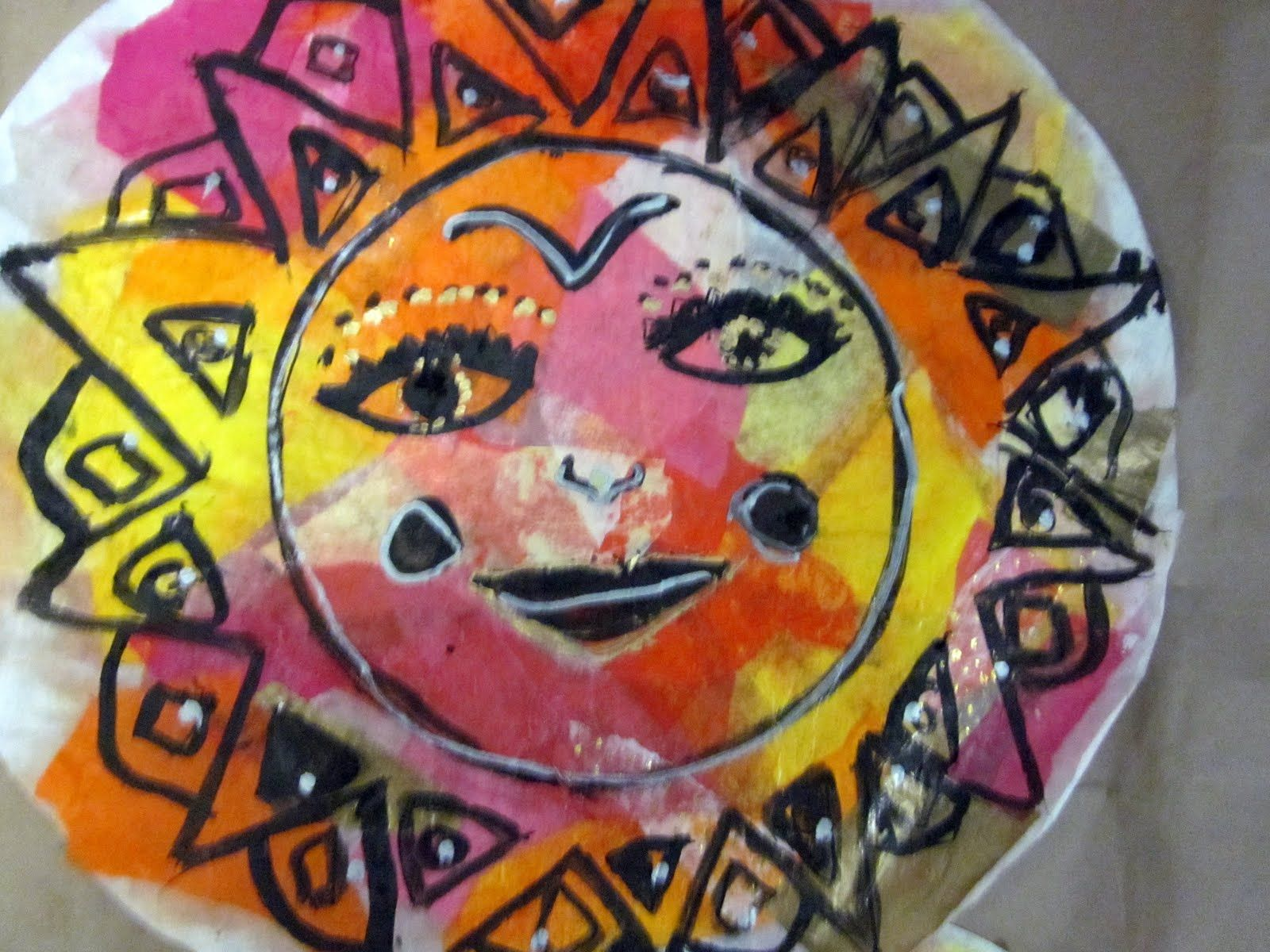 mexican art for kids - Google Search