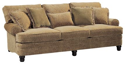 Bernhardt | Savannah Sofa (97 1/2 (T5797) Different Fabric Needed. I Like  The Fabric On The Sofa In Dillards
