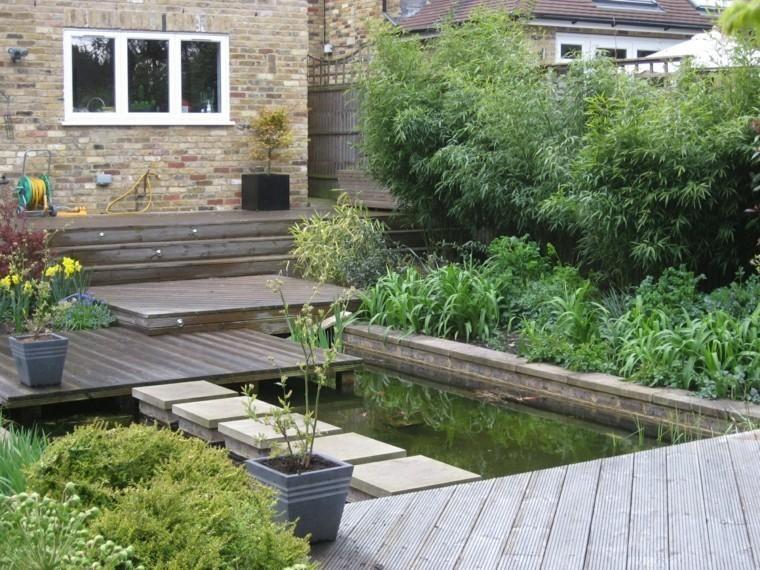 Garten Design Und Die Heilende Harmonie Der Teiche Neueste Dekoration 2018 Abschussiger Garten Garten Design Gartendesign Ideen
