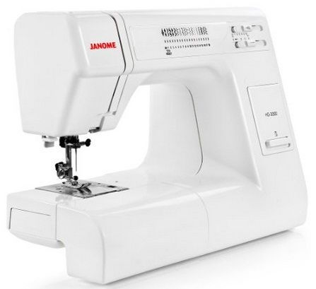 Janome HD40 Is A Sturdy Sewing Machine It Is The Best Heavy Duty Stunning Sturdy Sewing Machine