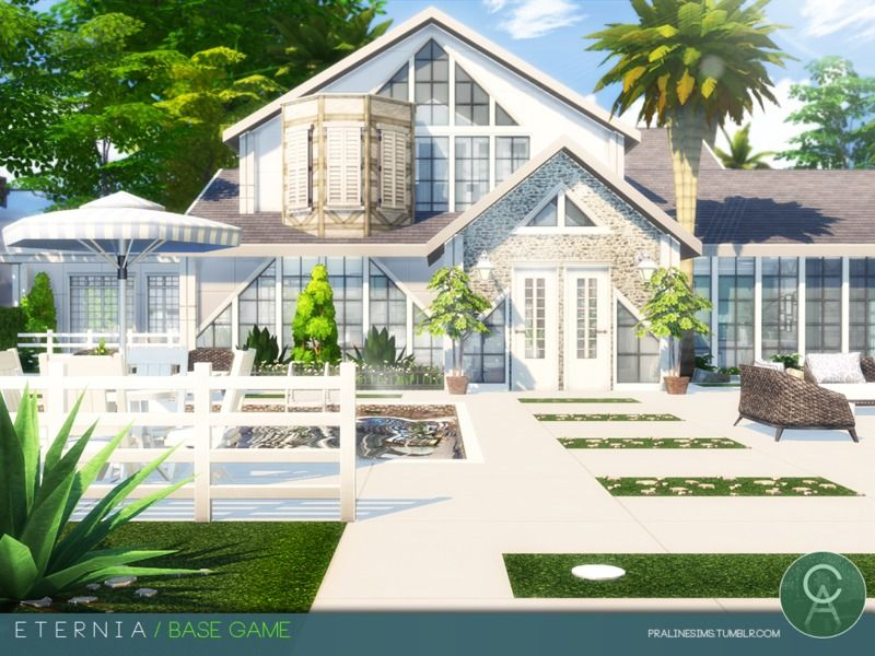 By Pralinesims Found in TSR Category 'Sims 4 Residential