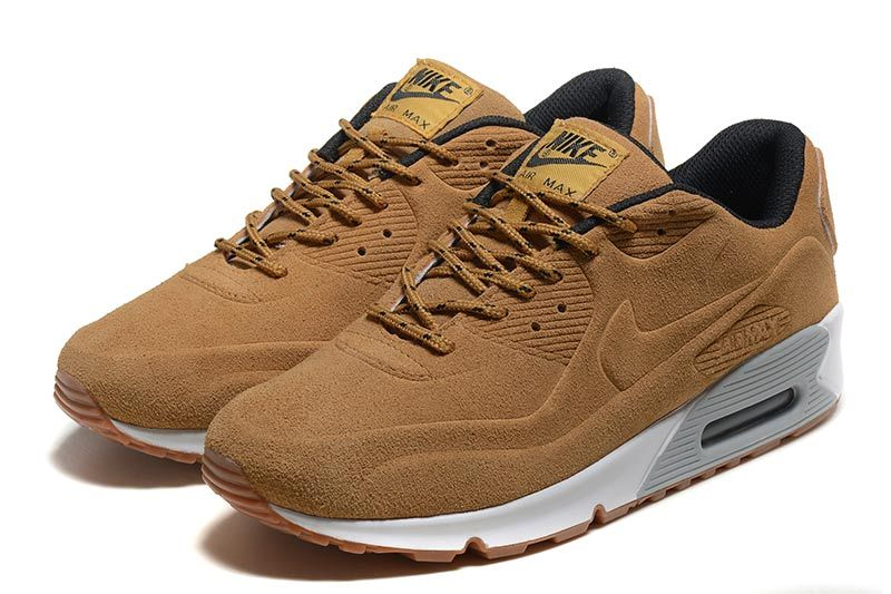 nike air max 90 homme chaussures bleu brun