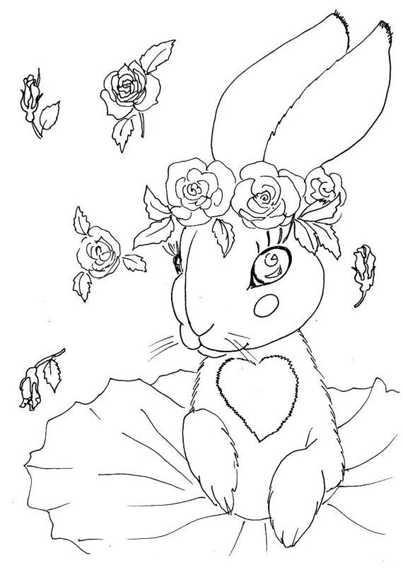 Coloring pages kids 12 Printable pages coloring book cute