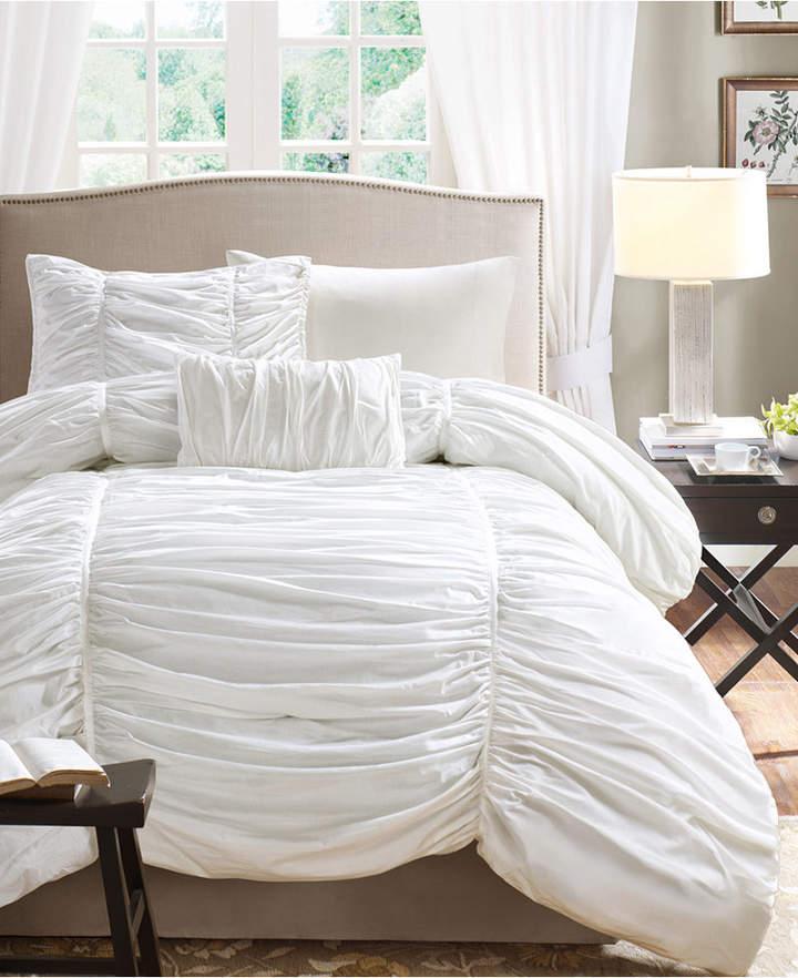 Madison Park Delancey 4 Pc King Comforter Set Bedding Soft Super Design Comforter Sets Bedding Sets Comfortable Bedroom