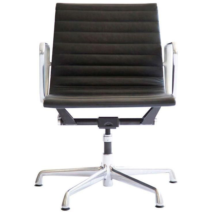 Charles eames aluminum group chairs chair