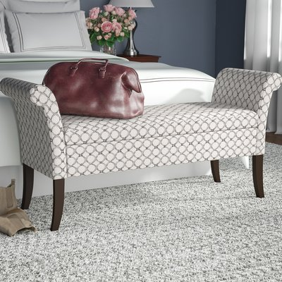 Amazing Three Posts Suzanne Upholstered Storage Bench Upholstery Caraccident5 Cool Chair Designs And Ideas Caraccident5Info