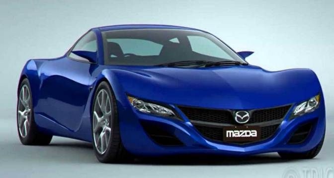 2018 Mazda Rx7 Review