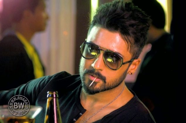 Actor Surya Hair Style Picturesphotospics And Actor Surya Hair