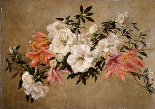 paseo del Prado | MI SIGLO misiglo.wordpress.com500 × 352Buscar por imagen Fantin-Latour.-HH.-Petunias.-1881.-State Hermitage