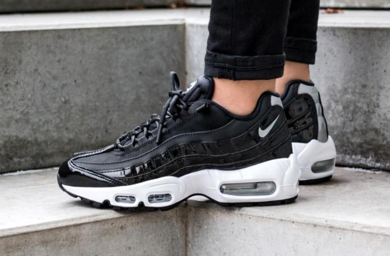 Release Date: Nike Air Max 95 Black