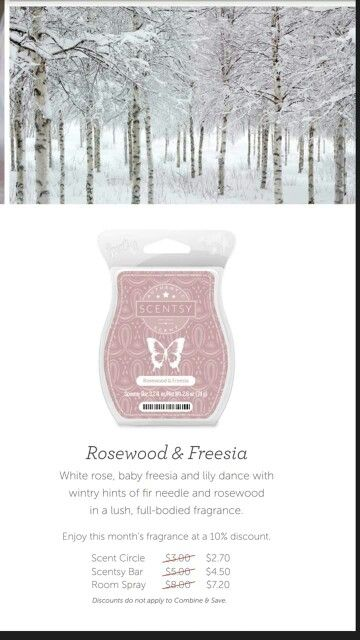 December's Warmer of the Month. www.ShannonnNeal.Scentsy.US