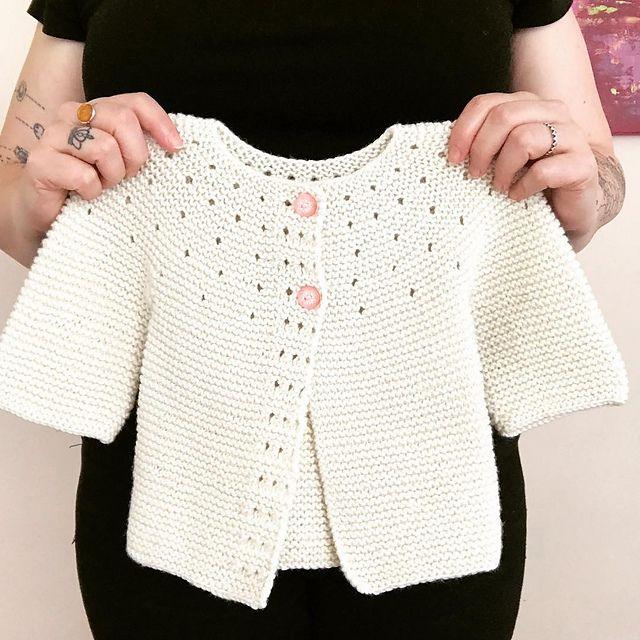 Hattie pattern by Oomieknits #mygirl
