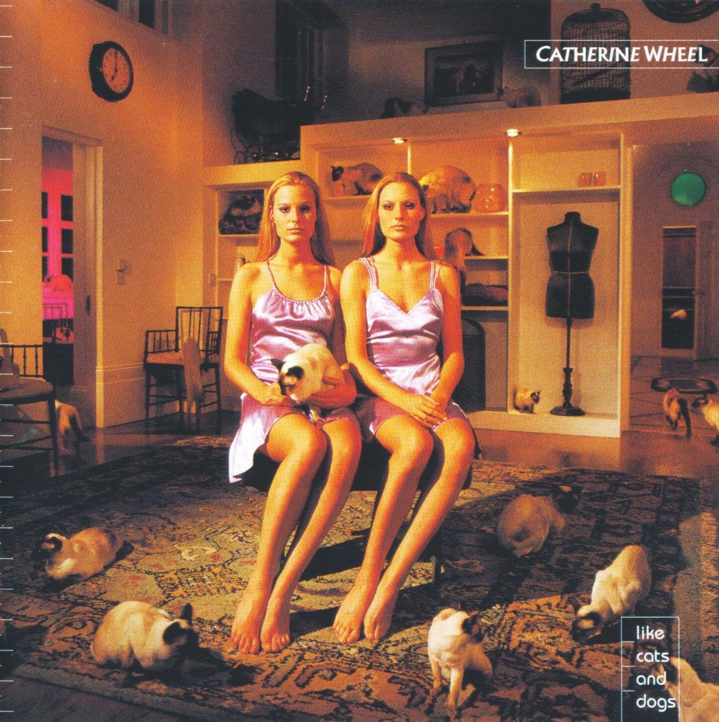 Catherine Wheel / Like Cats and Dogs / Storm