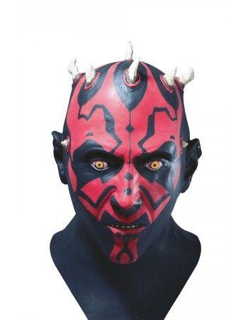 Masque intégral Star Wars de Dark Maul