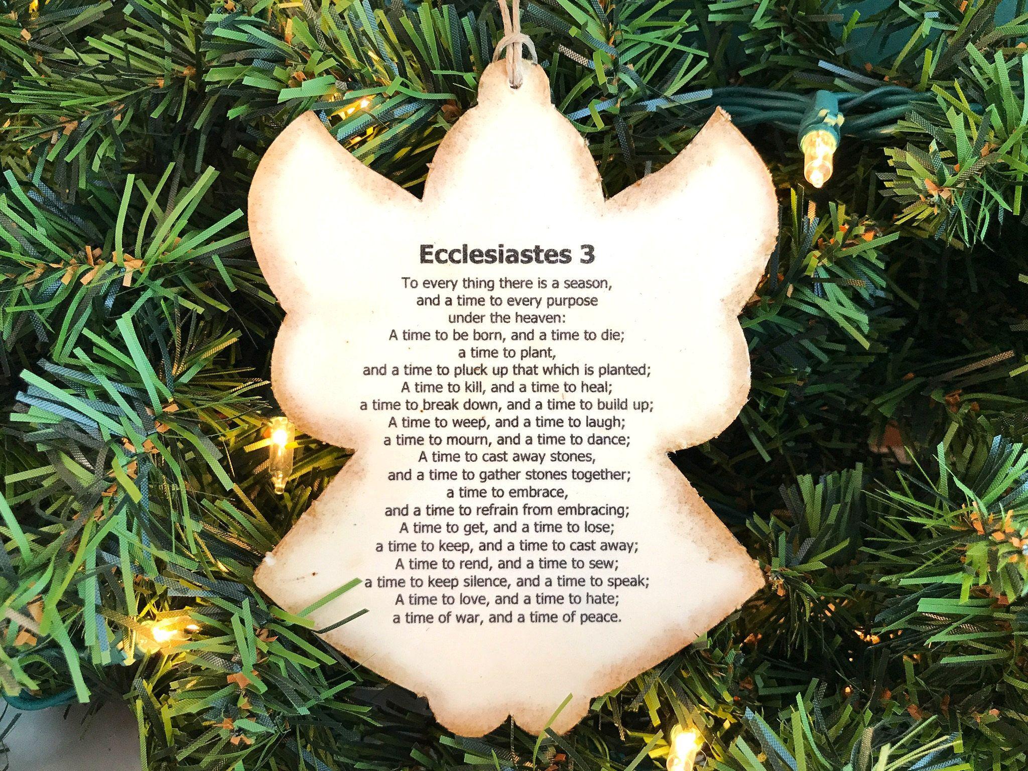 Personalized Memorial Ornaments, Memorial Gift, In Memory Ornament ...