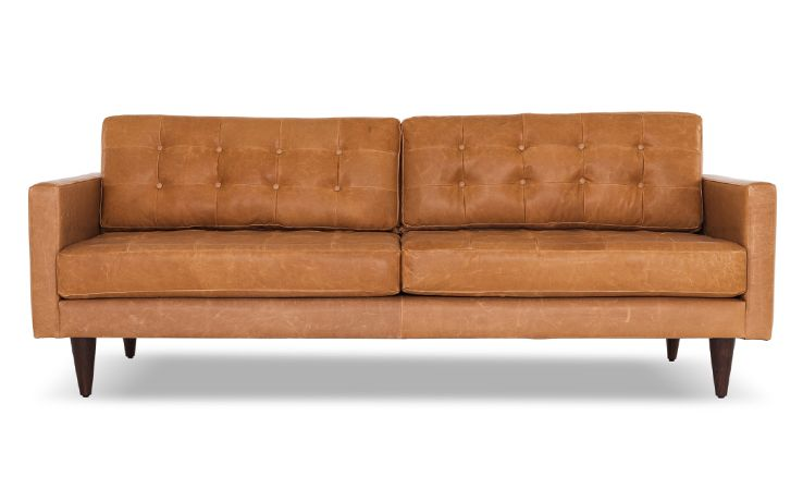 Reviewed The Most Comfortable Sofas At Joybird Leather Sofa