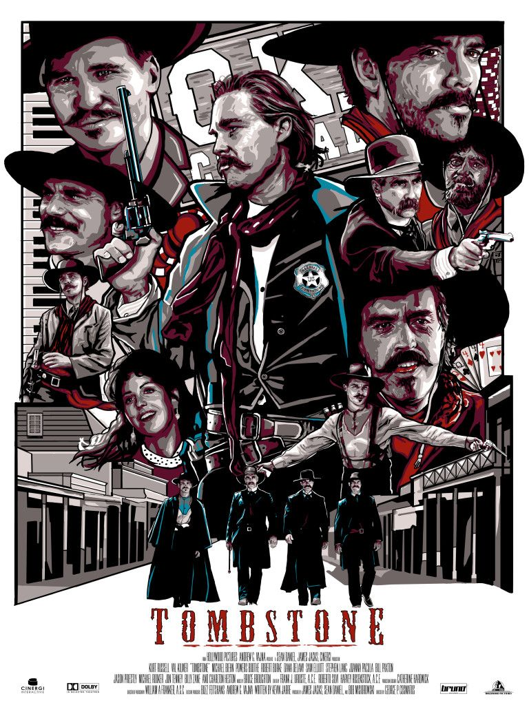 Pin By Darren Giglio On Movie Posters Tombstone Movie Tombstone Tombstone Movie Quotes