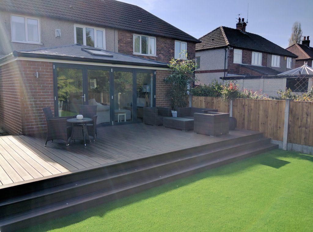 P.Clark Decking on Twitter | Deck, Deck garden, Greater manchester