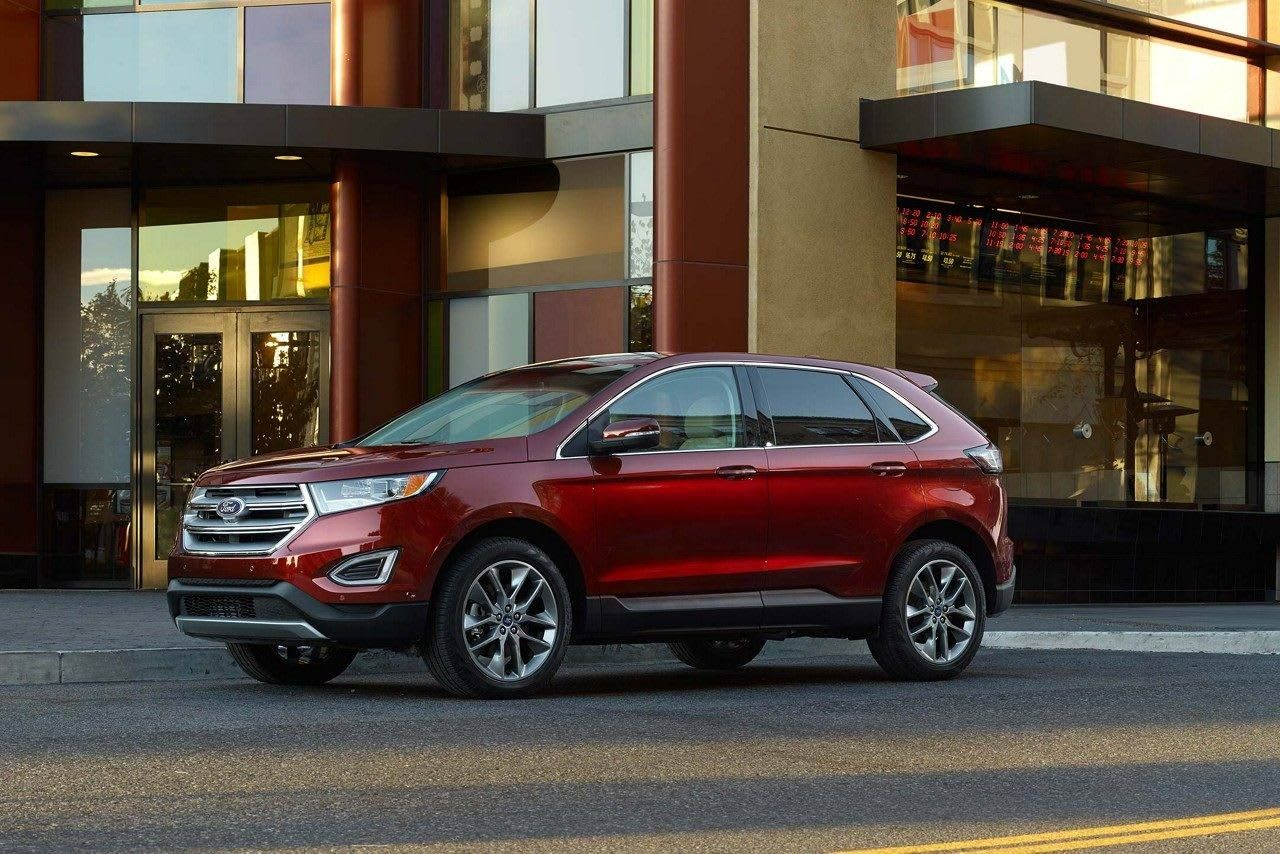The Ford Edge Is Unstoppable Ford Edge Ford Edge Sport Best