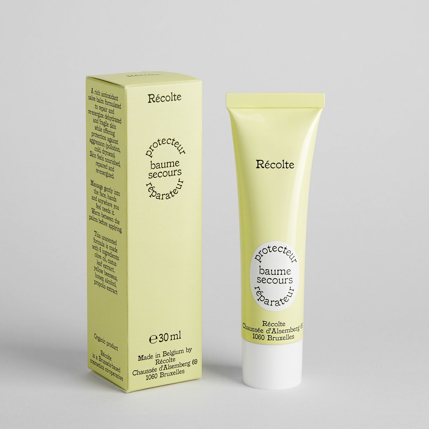 RECOLTE TUBE #packaging #graphicdesign Design Drury Lane
