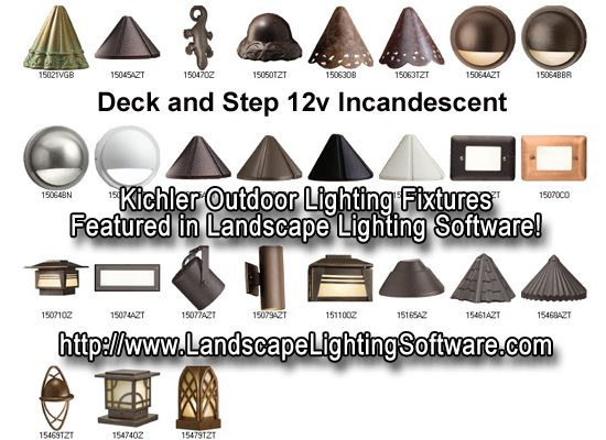 Pin by Landscape Lighting Software on Kichler Fixtures ...