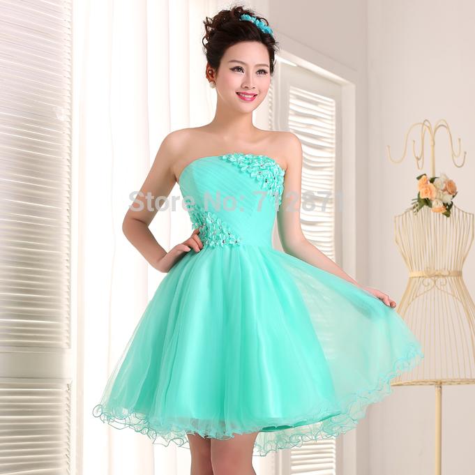 Vestidos de fiesta moda asiatica 2014