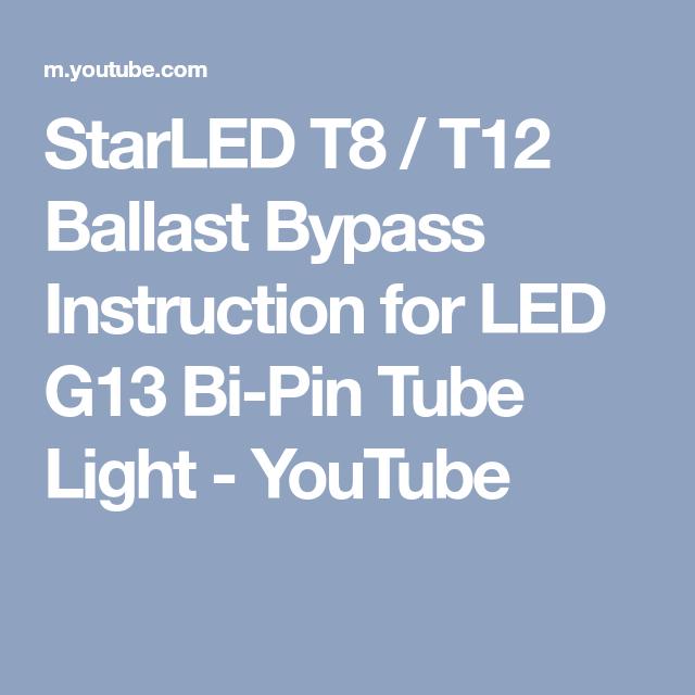 Youtube T12 Ballast Wiring Diagram - Enthusiast Wiring Diagrams •