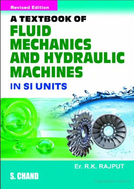 A Text Book of Fluid Mechanics BY R K RAJPUT | Architecture