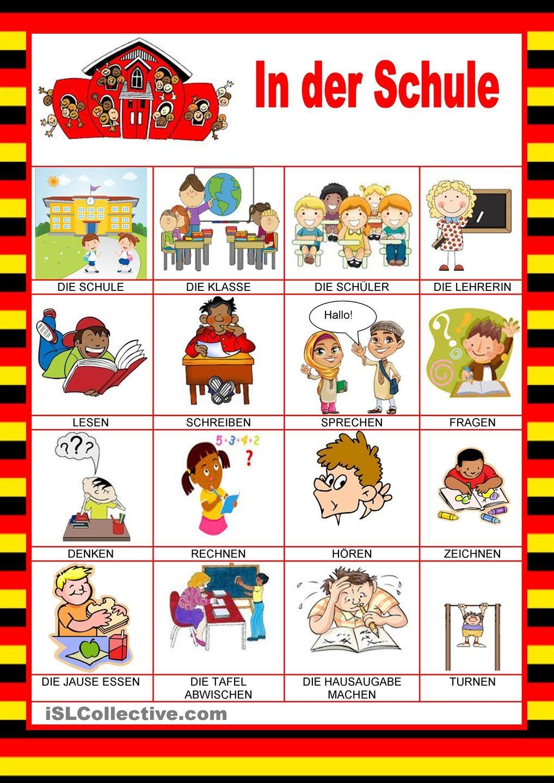 Willkommen auf Deutsch - Schule   Hallo, Kinder, wir lernen Deutsch ...