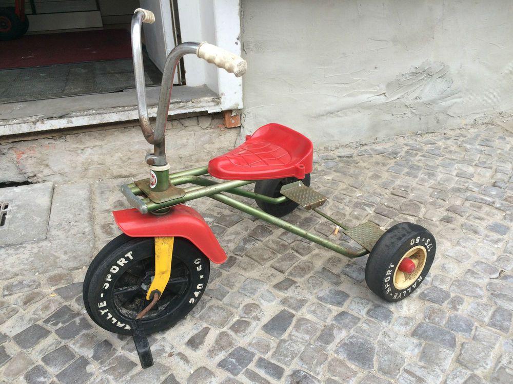 Original Veb Ddr Kinder Dreirad Fahrrad Guter Zustand Dreirad
