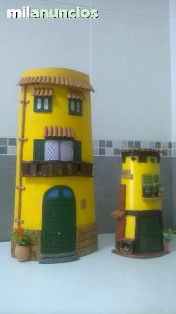 Mil anuncios com tejas decoradas casa y jard n tejas - Milanuncios com casas ...