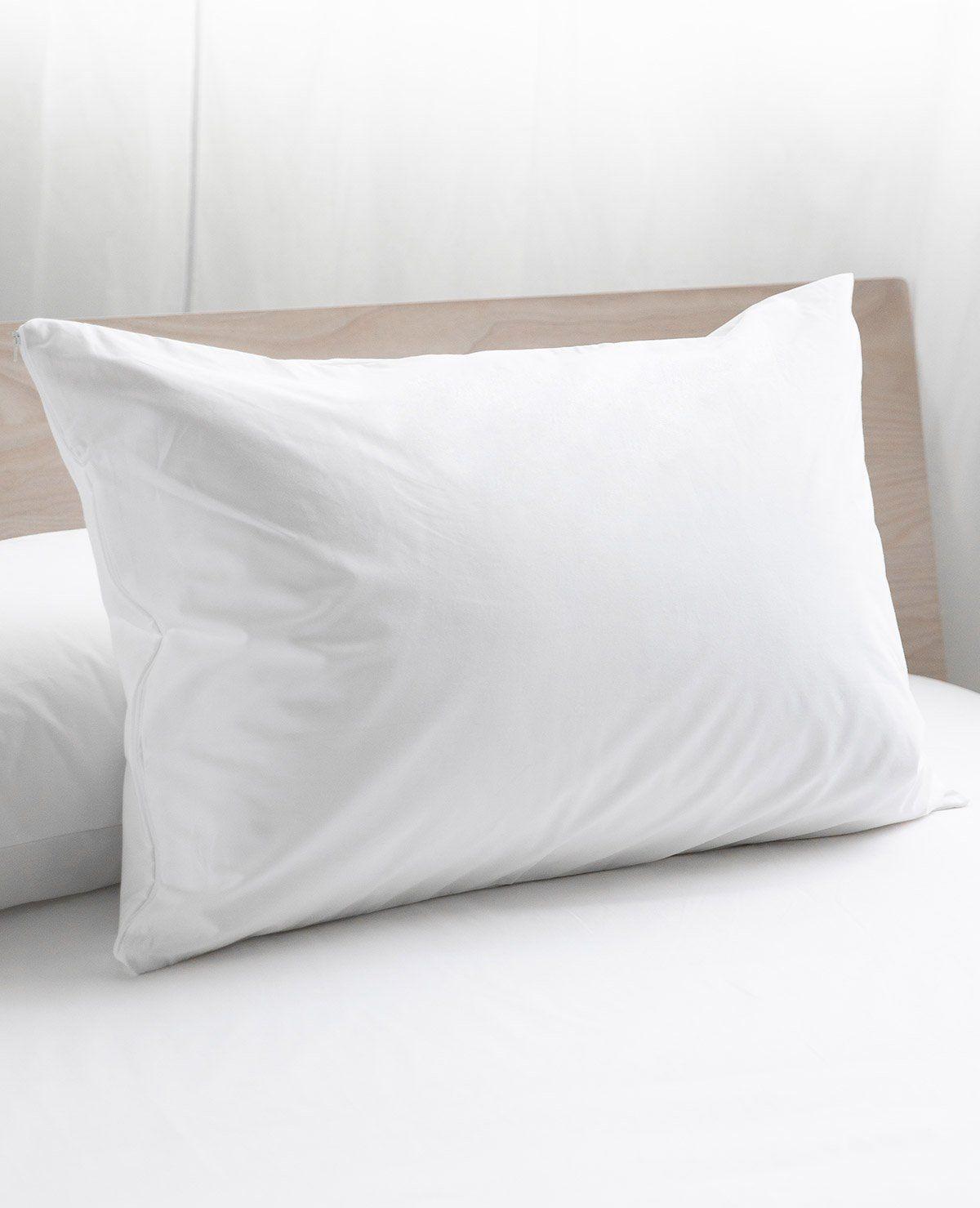100 Goose Down Pillow Medium Support Goose Down Pillows Pillows Down Pillows
