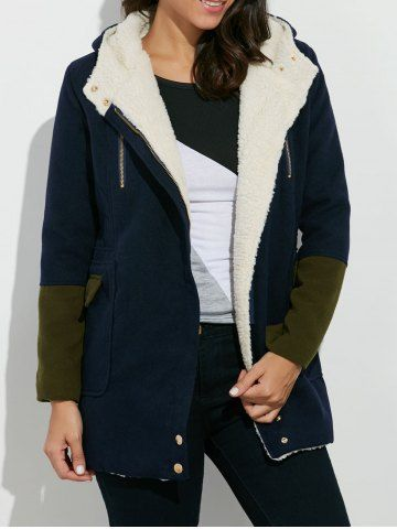GET $50 NOW | Join RoseGal: Get YOUR $50 NOW!http://www.rosegal.com/coats/zipper-color-block-hooded-wool-959813.html?seid=6906459rg959813