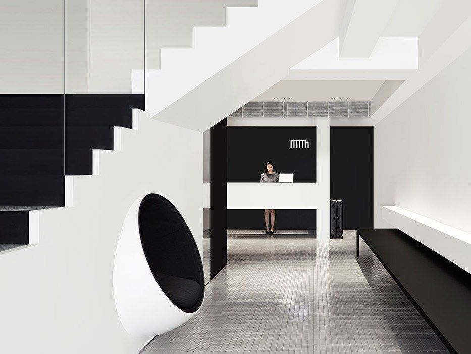 This New Monochrome Hotel Was Made For Your Instagram Feed