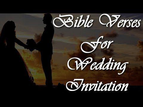 5 bible verses for wedding invitation wedding card bible verses 5 bible verses for wedding invitation wedding card bible verses psalm 1263 the stopboris Gallery