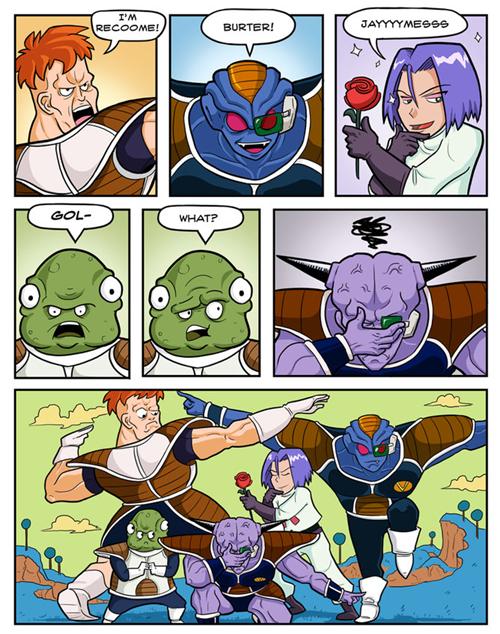 The New Recruit   More Funny stuff   Dragon ball, Dragon